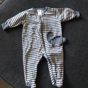 0-3 months onesie